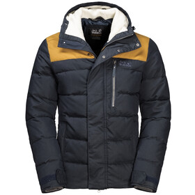 Jack Wolfskin Lakota Jakke Herrer, night blue